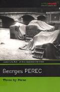 Three by Perec Which Moped with Chrome Plated Handlebars at the Back of the Yard