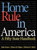Home Rule in America: A Fifty-State Handbook