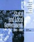 State and Local Government (State & Local Government)