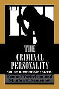 Criminal Personality, Volume II: The Change Process