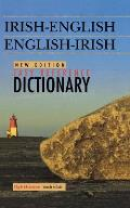 Irish English English Irish Easy Reference Dictionary New Edition