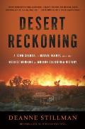 Desert Reckoning: A Town Sheriff, a Mojave Hermit, and the Biggest Manhunt in Modern California History Cover