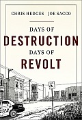 Days of Destruction, Days of Revolt Cover