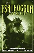 Tsathoggua Cycle: 14 Terror Tales of the Toad God (Mythos) Cover