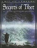 Secrets of Tibet Call of Cthulhu