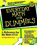 Everyday Math for Dummies(r)
