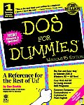 Dos for Dummies Windows 95 Edition