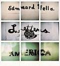 Edward Fella Letters On America