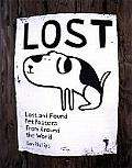 Lost Lost & Found Pet Posters from Around the World