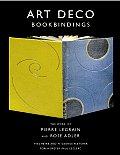 Art Deco Bookbindings Hc