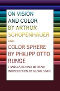On Vision & Colors By Arthur Schopenhaue