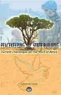 Peace Keeping As State Building