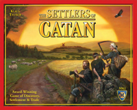 Settlers of Catan (4th Edition) Cover