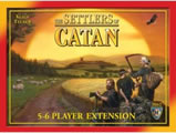 Settlers Of Catan 5 6 Player Extension Expansion DISCONTINUED
