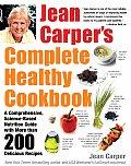 <![CDATA[Jean Carper's Complete Healthy Cookbook]]>