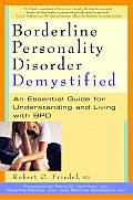 Borderline Personality Disorder Demystified Cover