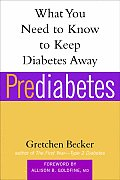 Prediabetes Rev Updated Edition What You Need Cover