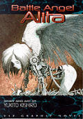 Battle Angel Alita #01 Cover