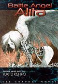 Battle Angel Alita 01