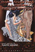 Battle Angel Alita: Volume 5: Angel of Redemption Cover