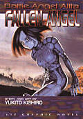 Battle Angel Alita: Volume 8: Fallen Angel Cover