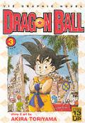 Dragon Ball 03 Larger Format