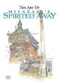 Spirited Away, the Art of