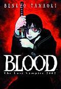 Blood the Last Vampire Volume 1 The Last Vampire 2002