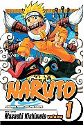 Naruto #01 Cover