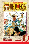 One Piece: Romance Dawn (One Piece) Cover