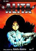 Battle Angel Alita #01: Rusty Angel Second Edition by Yukito Kishiro