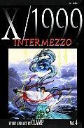 X/1999: Volume 4: Intermezzo: 2nd Edition Cover