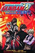 Mobile Suit Gundam Wing Episode Zero