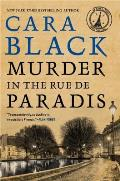 Murder in the Rue de Paradis (Aimee Leduc Investigation) Cover