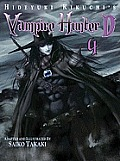 Vampire Hunter D Graphic Novel #04: Hideyuki Kikuchi's Vampire Hunter D, Volume 4
