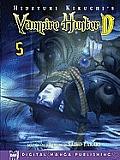 Hideyuki Kikuchi's Vampire Hunter D, Volume 5