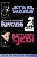 Classic Star Wars Boxed Set Star Wars the Empire Strikes Back Return of the Jedi
