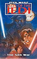 Sith War Star Wars Tales Of The Jedi