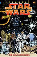 The Early Adventures (Classic Star Wars) Cover