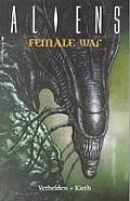 Aliens Female War