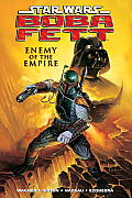Enemy Of The Empire Boba Fett Star Wars