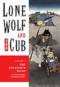 Lone Wolf and Cub: Volume 1: The Assassin's Road