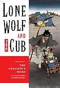 Lone Wolf & Cub Volume 1 The Assassins Road
