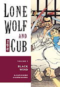 Lone Wolf and Cub: Volume 5: Black Wind Cover