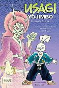 Usagi Yojimbo 14 Demon Mask