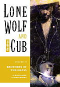 Lone Wolf & Cub Volume 15 Brothers of the Grass