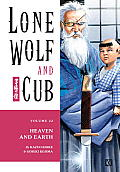 Lone Wolf & Cub 22 Heaven & Earth