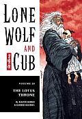 Lone Wolf & Cub Volume 28 The Lotus Throne