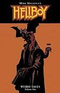 Hellboy: Weird Tales, Volume 1 Cover