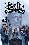 Buffy the Vampire Slayer: The Death of Buffy Cover
